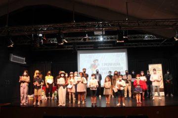 O Val Miñor celebrou a Gala da I Primavera Videoliteraria