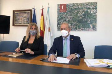O alcalde de Monforte ensalza a consolidación do Polígono do Reboredo