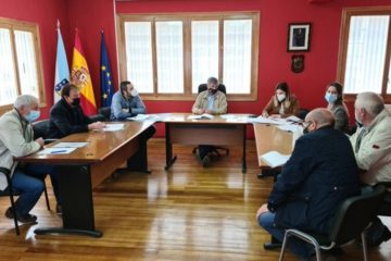 Os alcaldes das Nogais, Becerreá, Baralla e O Corgo (Lugo) queren recuperar o itinerario medieval a Compostela