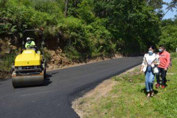 Mos leva a cabo o Plan Municipal de Mellora de Camiños