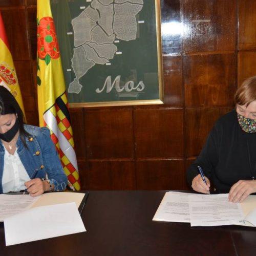 Mos asina convenio coa Asociación Solidariedade Galega co Pobo Saharaui