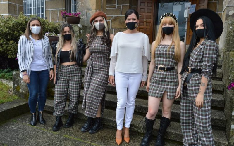 Girl's Gang, un cuarteto 50% mosense nacido en pandemia