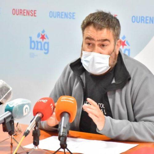 BNG esixe explicacións á Deputación de Ourense ante as novas inversións en granito