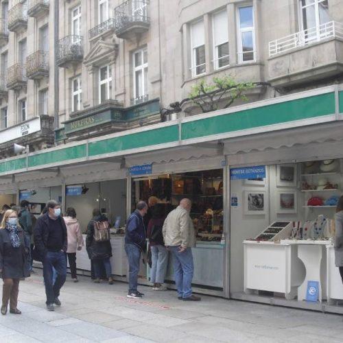 XXIV Feira de Artesanía en Ourense