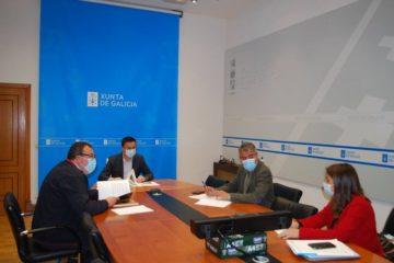 A Xunta e o Concello de Nogueira de Ramuín (Ourense) apostan pola recuperación de soutos