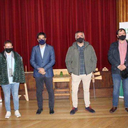 """""""Peregrinando pola Vía da Prata. Escolares Camiñando en Familia"""", presentado en Ourense"""