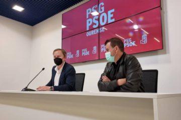 O PSdeG estuda accións legais contra a Deputación de Ourense pola presunta trama dos contratos a dedo