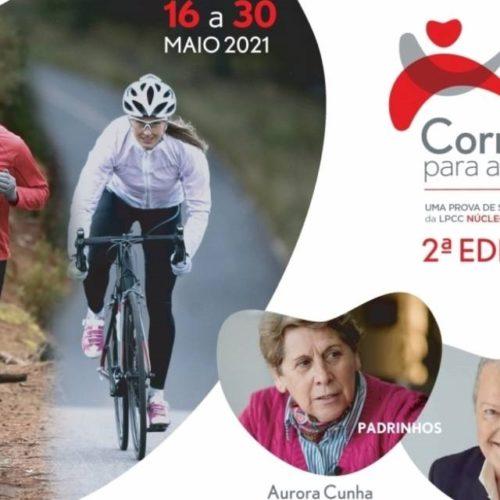 "Começou a ""Corrida para a Vida""da Liga Portuguesa Contra o Cancro"