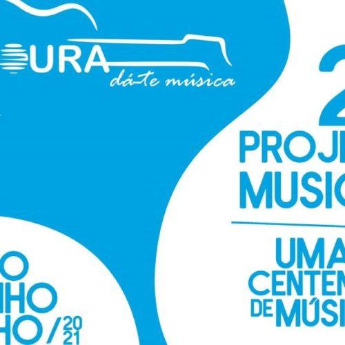 """""""Coura Dá-te Música"""", concertos online com projetos de músicos courenses"""