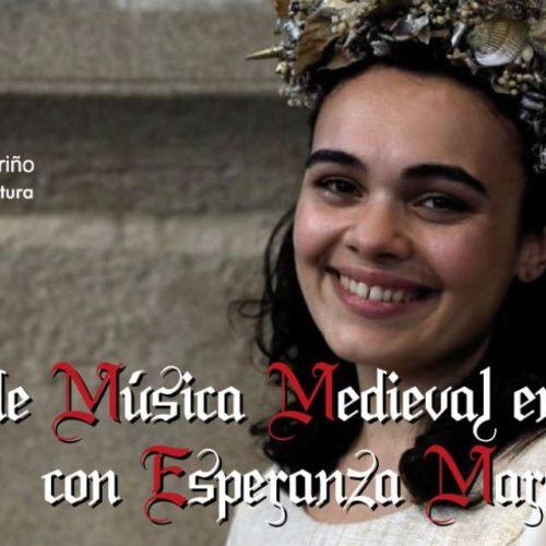 "O Porriño organiza o ""Ciclo de Música Medieval no Camiño"""
