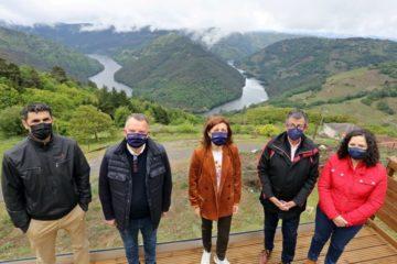 A Ribeira Sacra entra na recta final para a súa declaración oficial como Reserva da Biósfera pola Unesco