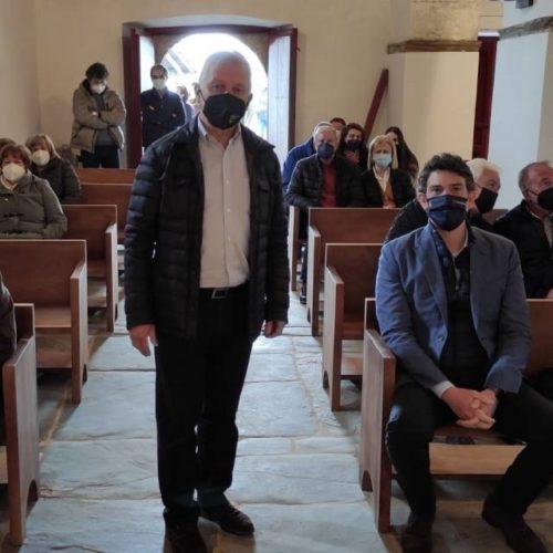 Restaurada a igrexa de San Martiño de Lousada en Samos (Lugo)