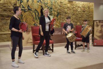 Susana Seivane reivindica na Coruña o legado das precursoras da gaita