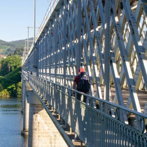 A Mesa do Camiño reuniuse en Tui para promover o Camiño Portugués