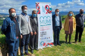 Cultura e música para a recuperación: a Eurocidade Tui-Valença aposta polo MUMI 2021