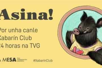Parlamento de Galicia aproba a proposta para crear unha canle Xabarín na TVG