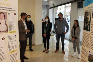 Ourense acolle a exposición adicada a Xela Arias