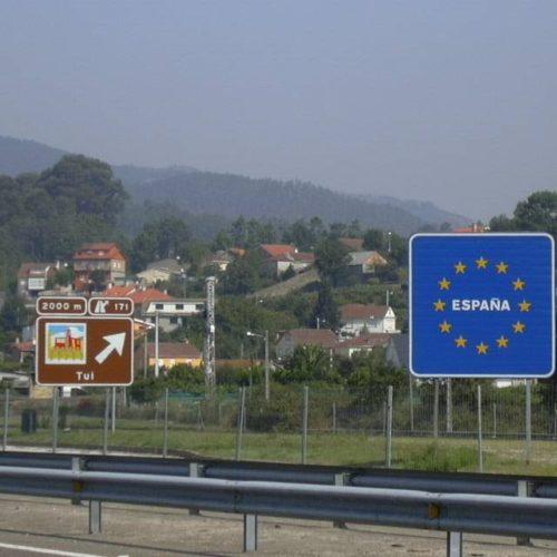 Moderado optimismo na reapertura de fronteiras entre Galicia e Portugal