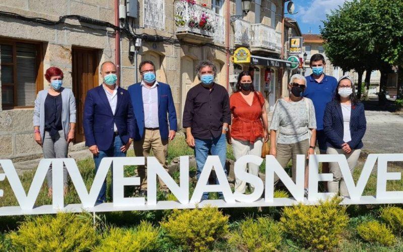 Goberno de coalición das Neves celebra os seus dous primeiros anos de xestión municipal
