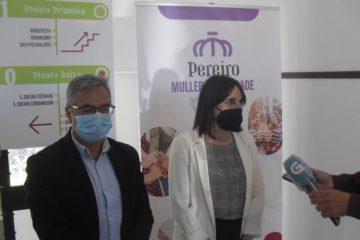 O novo CIM de Pereiro de Aguiar amplía a 17 os centros especializados de atención á muller en Ourense