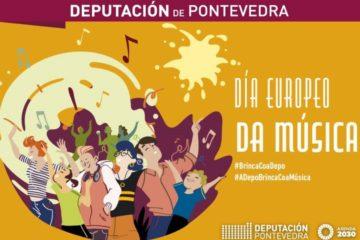 Deputación de Pontevedra celebrará en Vigo o Día Europeo da Música