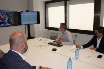 Redactase o proxecto para acondicionar estrada entre Ourense e Norte de Portugal