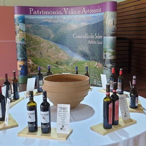 A XLI Feira do Viño do Amandi será o 11 e 12 de agosto en Sober (Lugo)