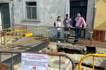 O abastecemento da Cheda porá fin ás avarías que sofre esta zona de Lugo
