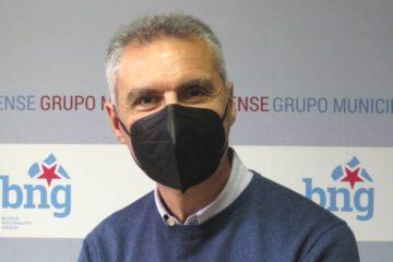 """BNG: """"A carta remitida por Jácome ao PP revela a súa desesperación e incapacidade para gobernar Ourense"""""""