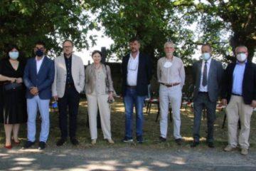 Entregados en Moldes (Ourense) os XXXVI premios Losada Diéguez