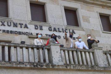 A Residencia de Tempo Libre do Carballiño reforma as súas instalacións