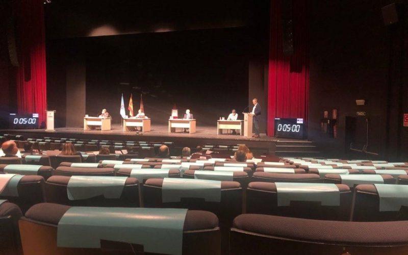 """O PSdeG condena a actitude """"imprudente e agresiva"""" do concelleiro ourensá Telmo Ucha"""