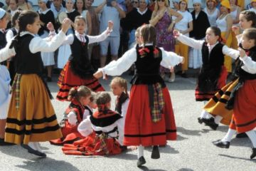 Grupo Folclórico do C.C. de Xinzo actuará no programa Cultura24