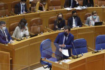 Xunta e Goberno ampliarán o grupo de traballo na candidatura da Ribeira Sacra