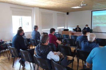 A Xunta asesora a Concellos ourensáns na aplicación das directrices da paisaxe