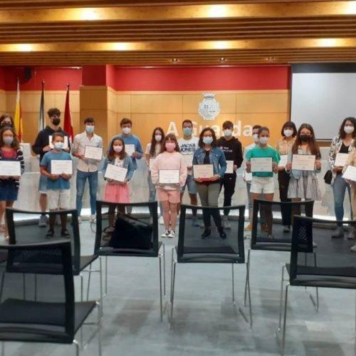 Concello da Guarda entrega os Premios de Educación 2020-21