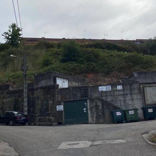 ACiP denuncia desidia do Concello en terreo municipal da parroquia de Canedo