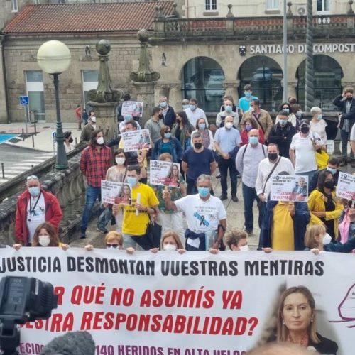 BNG reclamará ante a UE xustiza e reparación para as vítimas do Alvia