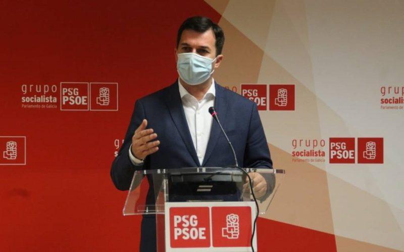 """Gonzalo Caballero comprométese este 2021 cun """"Estatuto de Autonomía para a Galicia do século XXI"""""""