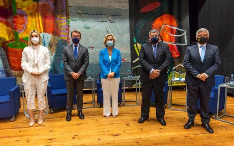 Vila Nova de Cerveira acolheu o Encontro de Cooperação Transfronteiriça