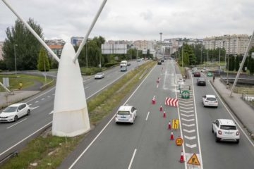 Concello da Coruña une os barrios de O Birloque e Matogrande