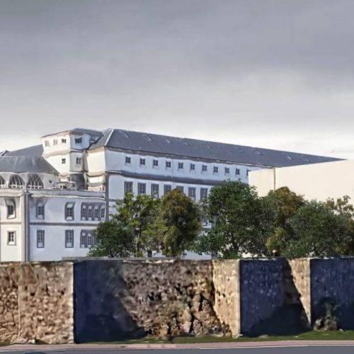 Concello da Coruña mellorará a accesibilidade da contorna da Muralla