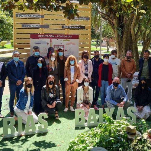 """Deputación de Pontevedra presenta unha nova edición de """"Rías Baixas Fest"""""""