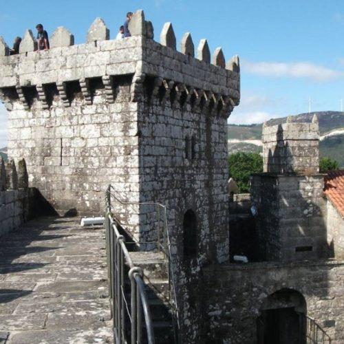 O Castelo de Vimianzo, protagonista do Arquivo da Deputación de Coruña