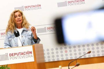 """Deputación de Pontevedra destaca a """"boa imaxe dixital"""" de Turismo de Rías Baixas"""