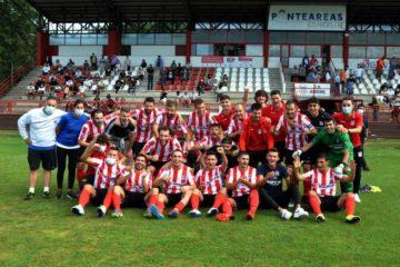 Ascenso agridoce a Terceira División do Juvenil de Ponteareas