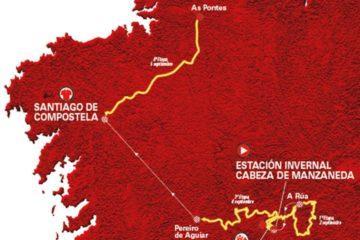 "Ourense arrincará a ""Ceratizit  Challenge  by  Vuelta 21"""