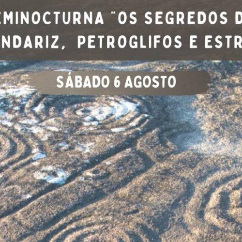 Mondariz organiza saída seminocturna guiada aos petróglifos de Gargamala