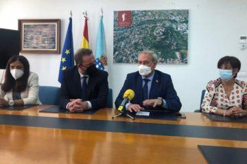 Vías de colaboración para valorizar o casco histórico de Monforte