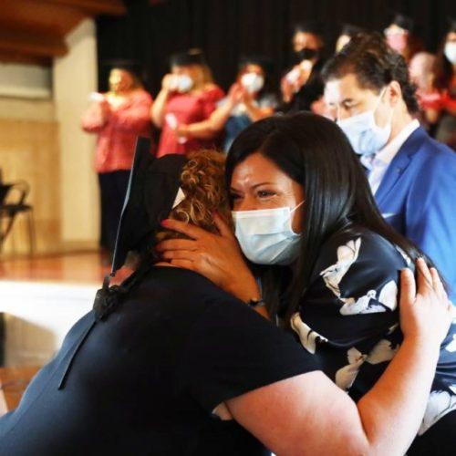 AEMOS clausurou o V programa de emprego para vítimas da violencia de xénero